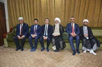 شیعیان منادیان صلح و دوستی برای بشریت هستند