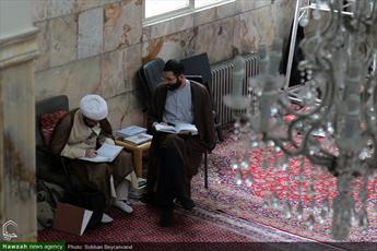 تصاویری از مدرسه علمیه آیت الله مجتهدی تهران