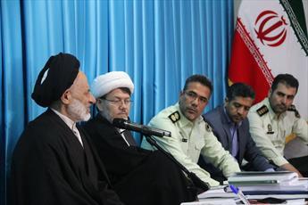کار  نیروی انتظامی در جمهوری اسلامی  «عبادت» است