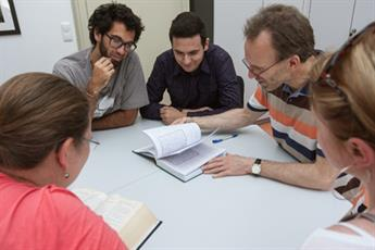 نگاهی به شکلگیری دانشنامه آنلاین اسلامی در دانشگاه بامبرگ آلمان