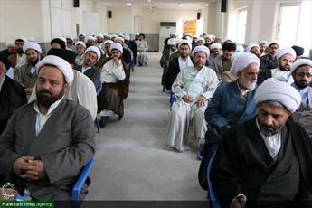 تصاویر/ گارگاه آموزشی روحانیون مستقر مازندران