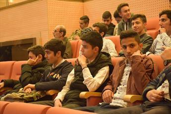 آشنایی دانش آموزان شمال تهران با فضای حوزه + عکس
