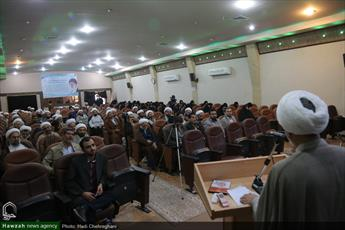 گردهمایی اساتید و روحانیون فعال مسجد جمکران برگزار شد