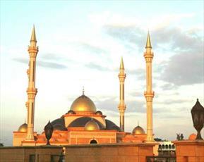 تصاویری از مساجد زیبا و باشکوه در نیجریه