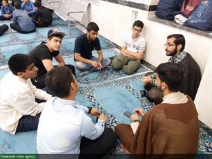 تصاویر/ آشنایی دانش آموزان تهرانی با حوزه علمیه حضرت عبدالعظیم حسنی(ره)