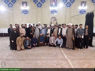 تصاویر/ اردوی زیارتی طلاب ایلامی در مشهد مقدس