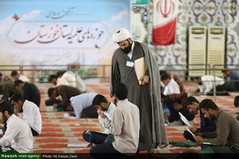 ثبت نام آزمون ورودی مدارس علمیه خوزستان آغاز شد