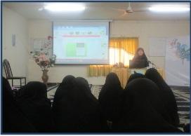 برگزاری نشست سواد رسانه ای در مدرسه علمیه شهید مطهری تنکابن