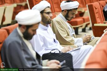 نشست کانون گفتمان دینی باموضوع سبک زندگی قرآنی با رویکرد مهدویت برگزار شد