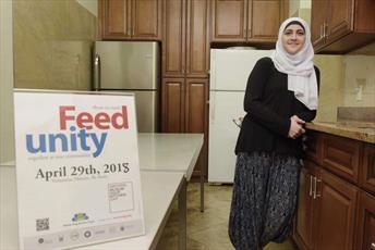پروژه اسلامی «آشپزخانه غذا برای بینوایان» در سرتاسر آمریکا توسعه پیدا می کند