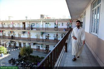 ماجرای ساخت مدرسه علمیه حقانی و نقش شهید بهشتی و قدوسی در این مدرسه
