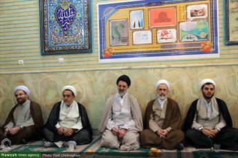 تصاویر/ یادواره ۱۲۶ شهید مدرسه علمیه امام باقر(ع)