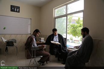 مدرسه علمیه آیت الله علم الهدی تهران به روایت تصویر