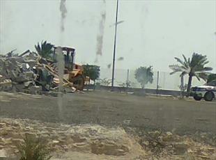 آلخلیفه مسجد امام حسن عسکری(ع) بحرین را بار دیگر ویران کرد+تصاویر
