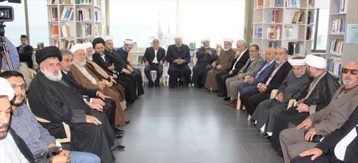 سالگرد شهادت سید محمد باقر صدر در لبنان برگزار شد
