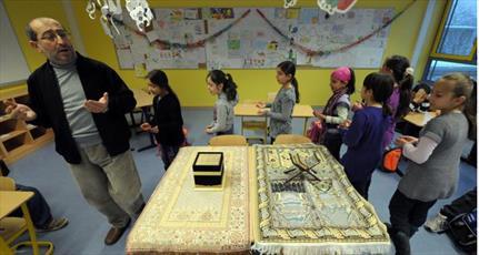 مدارس آلمان کلاس های اسلامی بیشتری نیاز دارند