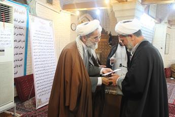 اساتید حوزه علمیه قزوین تجلیل شدند+ عکس