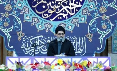 رهبر حزب الله عراق خادم افتخاری مسجد مقدس جمکران شد