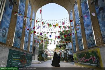"""اولین کنفرانس """"قم، پایتخت فرهنگی جهان اسلام"""" برگزار شد"""