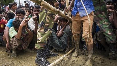 همایش بین المللی «بحران روهینگیا و راه حل ها» در آلمان برگزار شد