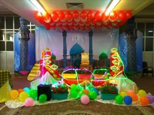 جشن بزرگ نیمه شعبان در جامعهالزهرا(س) برگزار شد