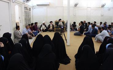 دانشجویان بازتاب دهنده چهره اسلام حقیقی باشند