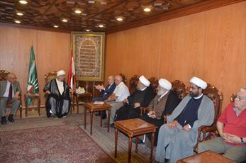 جهانیان از طریق سیره رسول اکرم و ائمه با اسلام آشنا شوند/ لبنان در زندگی مشترک در جهان نمونه است