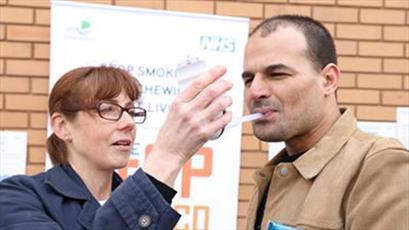 کمپین «ترک سیگار پیش از رمضان» در لندن فعال شد