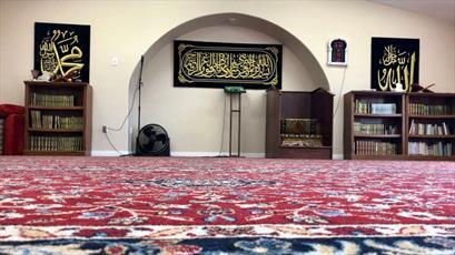تصاویر بازدید مردم از مسجد جزیره «پرنس ادوارد»  کانادا