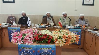 برگزاری روزانه ۱۵۰۰ کلاس درسی و ۶۰ درس خارج  درحوزه اصفهان