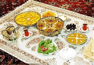 دستورالعملی از حضرت زهرا(س) برای میل غذا