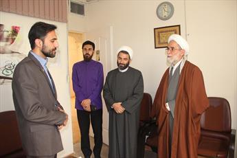 مدیر حوزه علمیه قزوین:  باید در جذب جوانان به مساجد تلاش کنیم