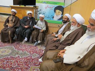حجت الاسلام نیکوئی به عنوان دبیر و عضو شورای معین حوزه علمیه تهران انتخاب شد