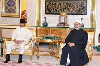 شیخ الازهر: دستهای پنهان به دنبال بدنام کردن اسلام است