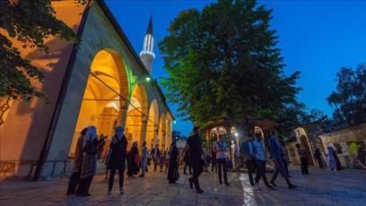 «روز ملی مساجد» در بوسنی و هرزگوین برگزار شد