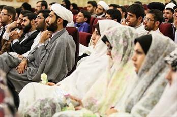 جشن ازدواج متفاوت۴۶ زوج طلبه بوشهری