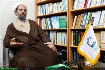 از «زلزله» تا «حوزه» همراه با مدیر حوزه علمیه کرمانشاه