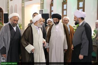 تصاویر/ گردهمایی مفسران و اساتید قرآن و نهج البلاغه اصفهان