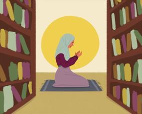 نارضایتی دانشجویان مسلمان دانشگاه ایالتی کالیفرنیا از نبود نمازخانه