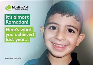 کمپین خیریه ۶ میلیون یورویی برای رمضان امسال در انگلستان راه اندازی شد