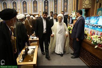 تصاویر/ کنگره بین المللی نقش شیعه در پیدایش و گسترش علوم اسلامی -۳