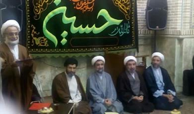 دیدار رئیس و معاونان مجتمع امام خمینی(ره) با استاد تحریری