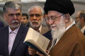تبیین شخصیت قرآنی رهبر معظم انقلاب در نمایشگاه قرآن