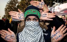 عزت ملت ایران باشکوه تر از آن است که بازیچه عده ای وطن فروش شود