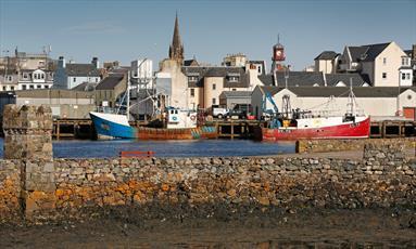نخستین مسجد جزیره مسیحیان متعصب در اسکاتلند افتتاح شد