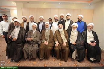 تصاویر/ دومین روز برنامه های آیت الله اعرافی در استان گیلان