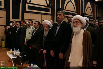 تصاویر/  دیدار مسئولان مازندران با  آیت الله العظمی نوری همدانی