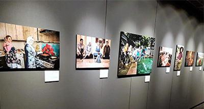 نمایشگاه عکس «اسلام وراي حجاب» در توکیو برگزار شد