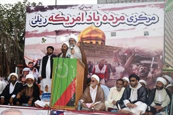 « روز مرگ بر آمریکا» در سراسر پاکستان برگزار شد