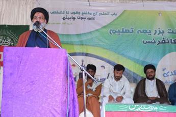 رئیس سازمان دانشجویان امامیه بلوچستان سند انتخاب شد